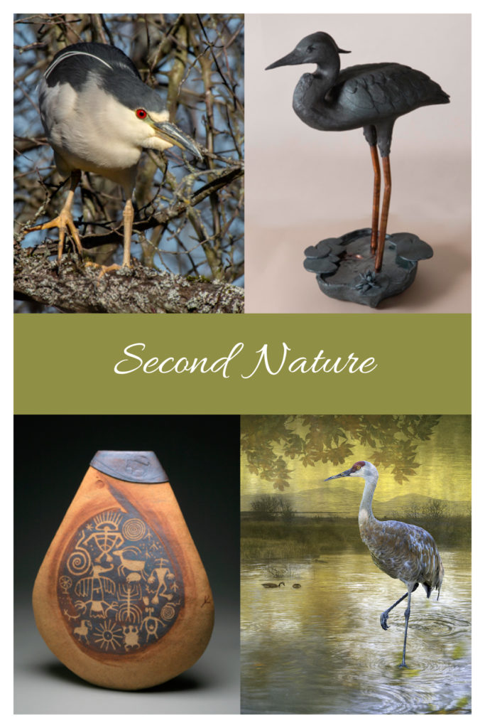 Second Nature - showcard