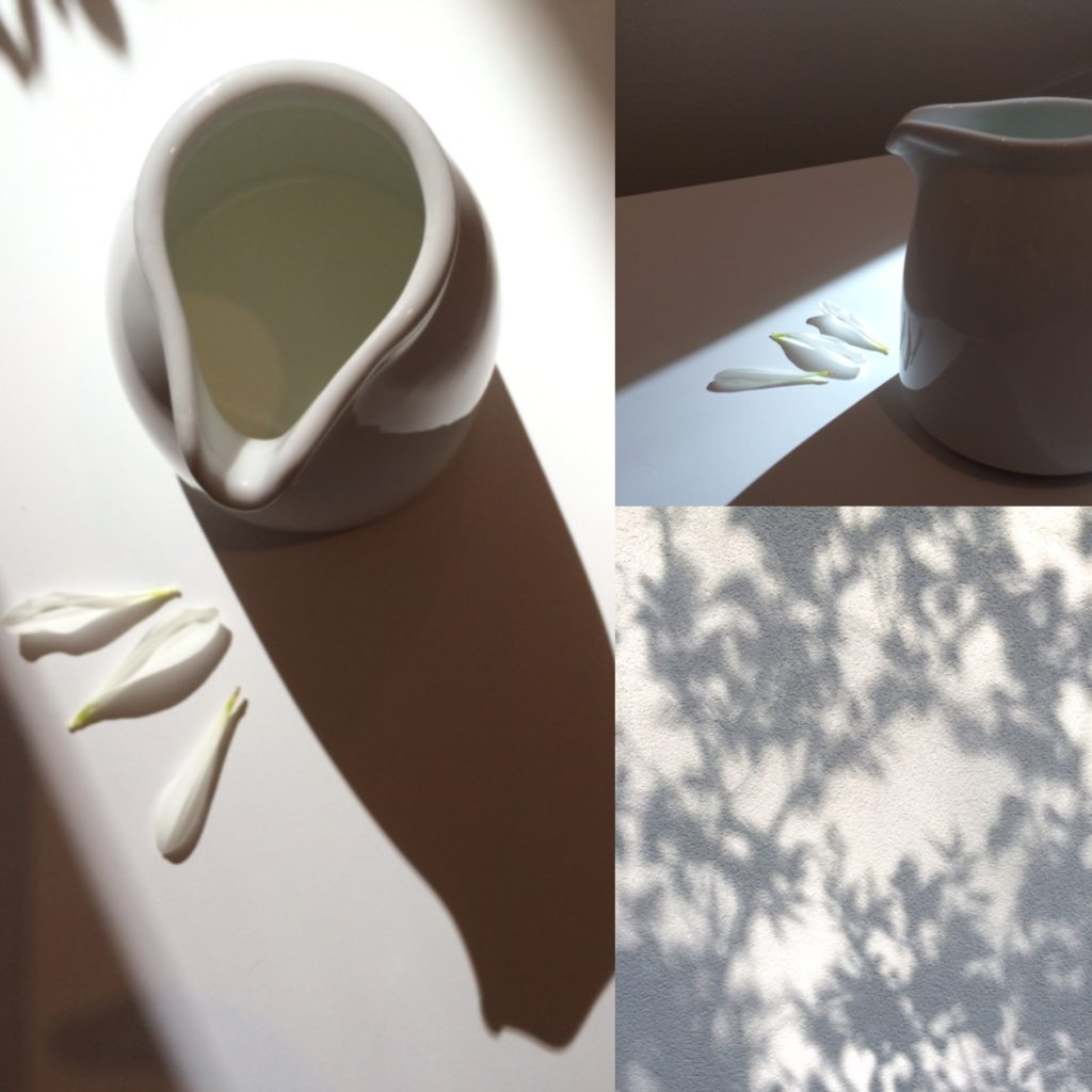 Image of Shadows and creamer